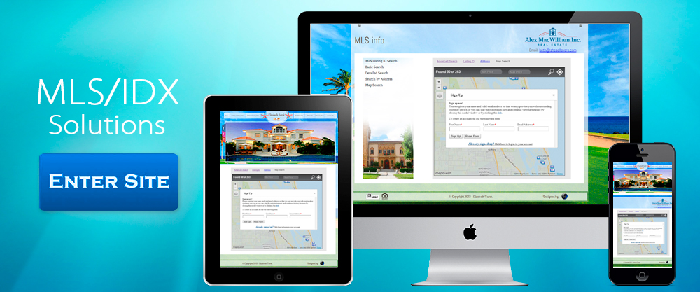 Custom IDX websites in Orlando